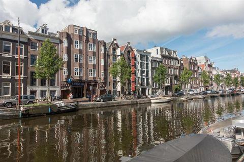 Appartement aan de Prinsengracht (4 pers.)