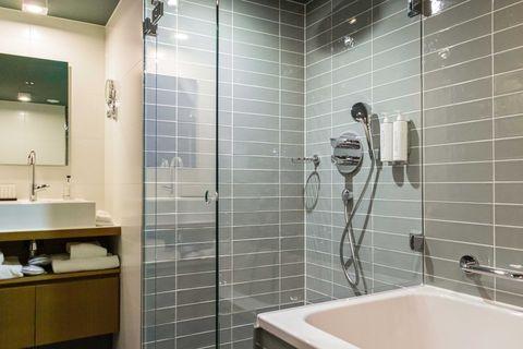 Luxe kamer in Amsterdams design hotel
