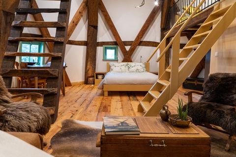 Ervaar een nacht in een Windmolen uit 1590