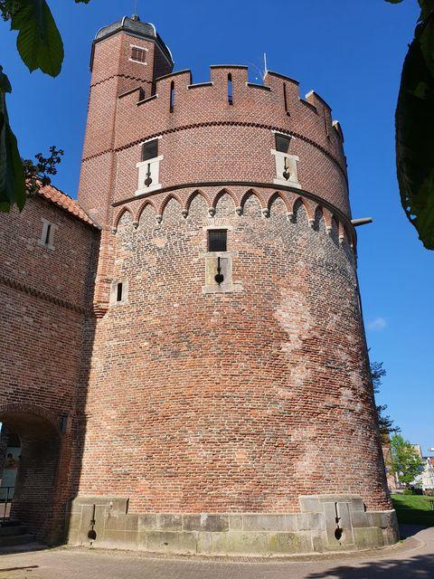 Romantische suite in middeleeuwse toren