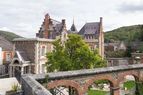 Slapen in een prachtig chateau aan een rivier