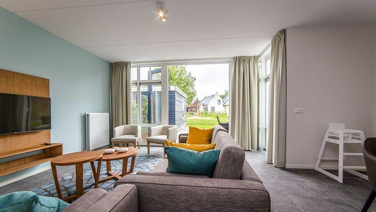 Luxe familie vakantiehuis in Limburg