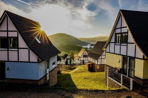 Vakantiehuis in prachtige en groene omgeving