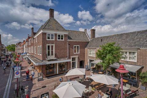 Boutique appartement in Middelburg