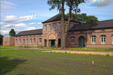 Pure wellness in bijna 200 jaar oude fabriek