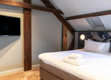 Historisch hotel in centrum van Maastricht