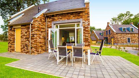 Luxe vakantiehuis in Limburg met sauna