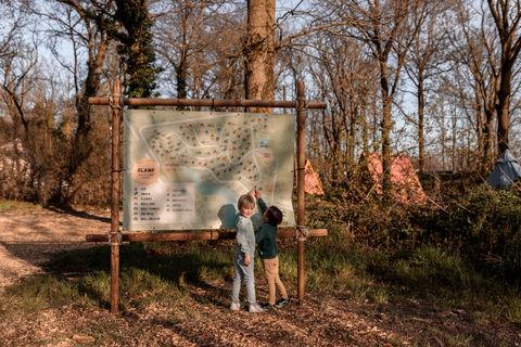 Glamping met de familie in Brabant
