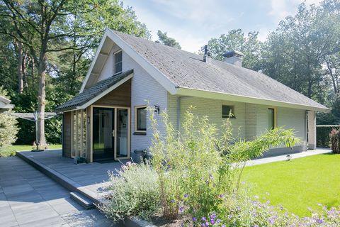 Vakantiehuis Drenthe met wellness