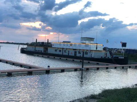 Waan je aan boord van 'The Love Boat'