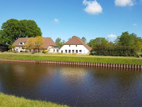Belle tent op minicamping in Drenthe