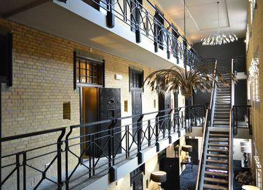 Royale kamer in voormalige gevangenis
