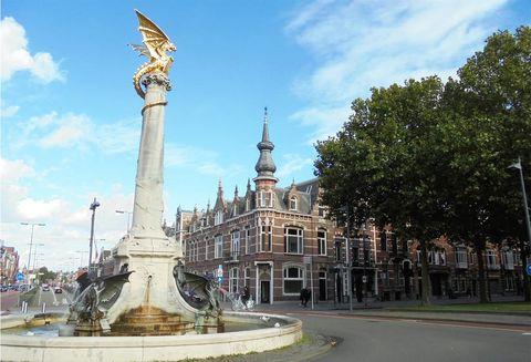 Romantisch torenkamertje in monumentaal pand