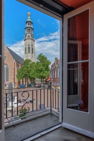 Luxe appartement in Middelburg