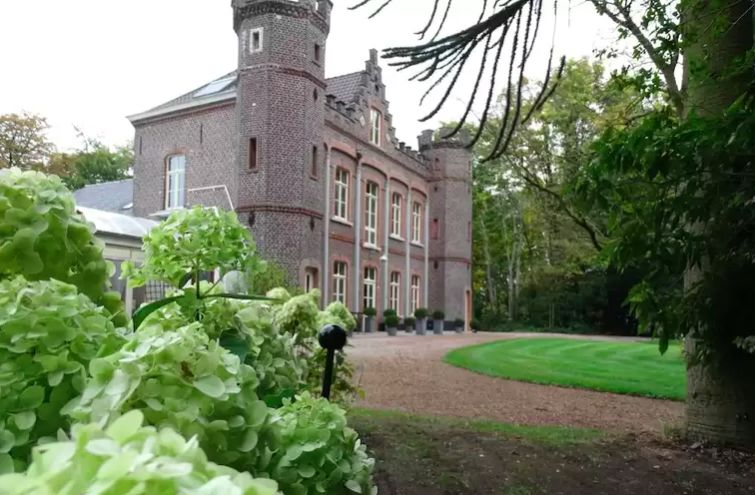 Overnachten in klein kasteeltje nabij Brugge