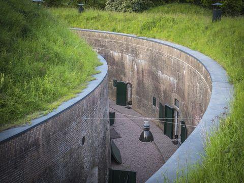 Luxe loft in een bijna 200 jaar oud fort