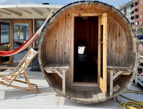 2 nachten op een luxe jacht (met privé sauna)