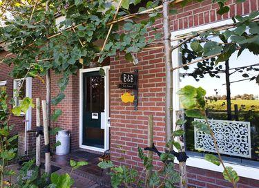 Boerderij B&B in landelijk Noord-Amsterdam