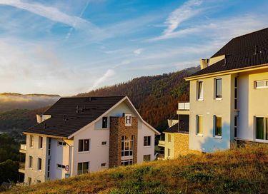 Penthouse met sauna (10 pers.) in Duitsland