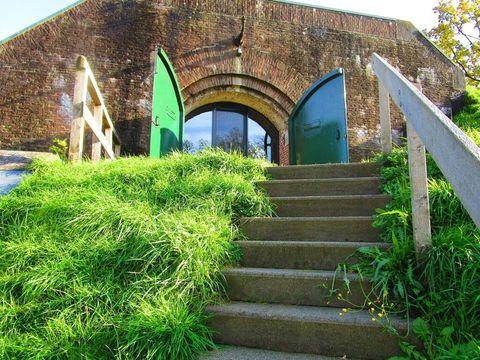 Suite met hottub in uniek en historisch fort