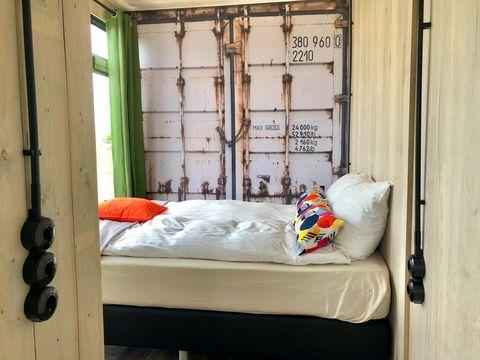 Bijzonder overnachten in een luxe Glamtainer