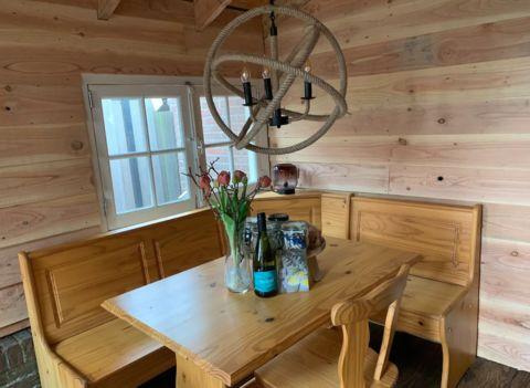 Romantische cottage waar je tot rust komt!