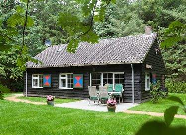 Boshuisje op de Veluwe