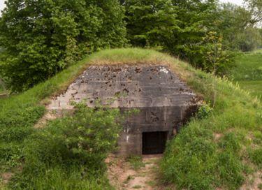 Slapen in een Bunker