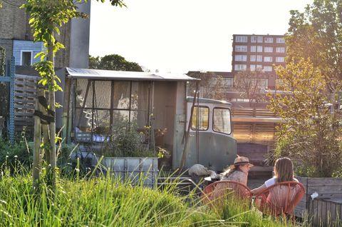 De meest bijzondere overnachting in Rotterdam