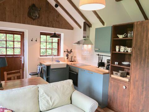 Prachtige cottage op de Veluwe