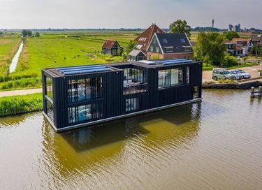 Waanzinnige watervilla voor 6 personen