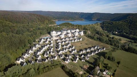 Appartement in Duitsland met fraai uitzicht