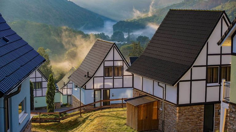 Grote vakantievilla (12 pers) in de Eifel (D)