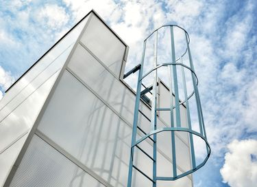 Unieke ervaring! Slapen in een design toren