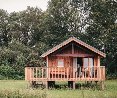 Groepsaccommodatie (16 personen) in Drenthe