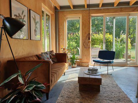 Rust en natuur in strak design vakantiehuis