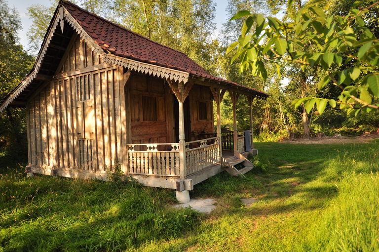 Romantisch overnachten in Balinees huisje