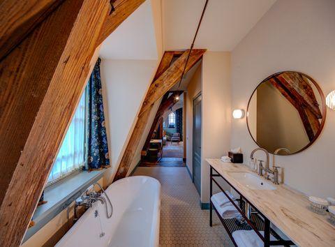 Luxe suite in monumentaal Amsterdams gebouw