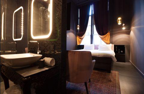 Luxe suite in een bijzonder boutique hotel