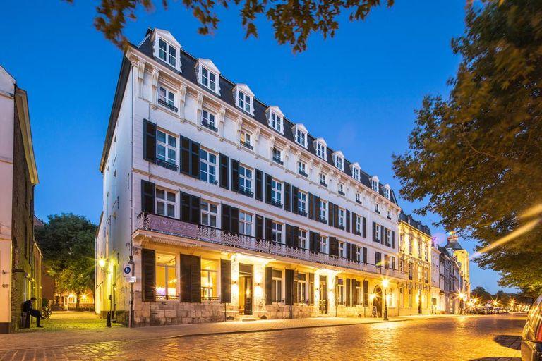 Eén van de mooiste hotels in Maastricht