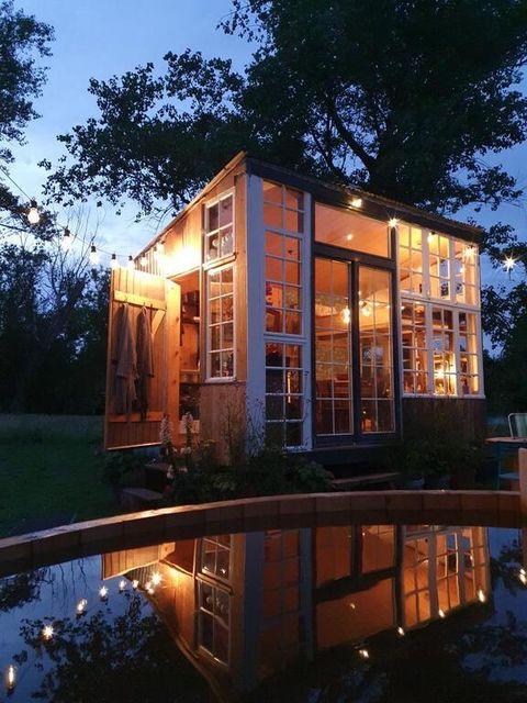 Uniek Tiny House met privé hot tub