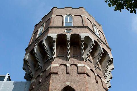 Slapen in de Watertoren van Middelburg