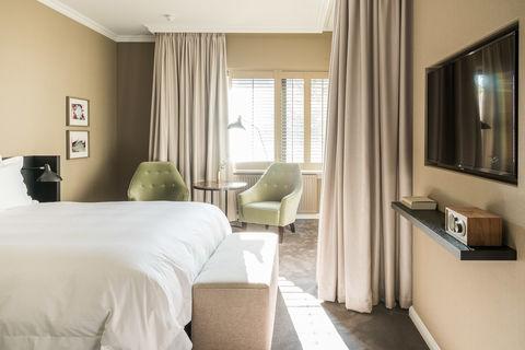 4-Gangen diner op je kamer bij boutique hotel