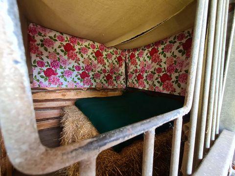 Slapen in een oude paardenstal incl. sauna