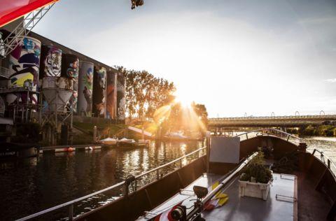 Slapen op een IJsselmeerkotter in Den Bosch