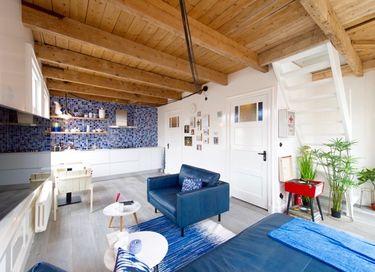 Bijzonder en luxe penthouse in Amsterdam
