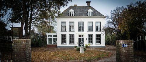 B&B op de Veluwe in een 19e eeuwse pastorie