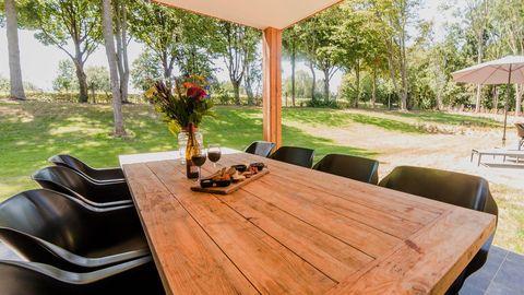 Wellness vakantievilla in Limburg