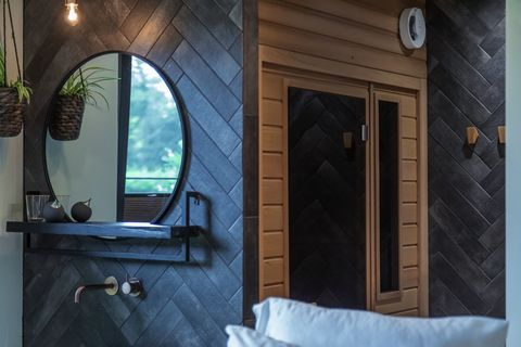 Luxe B&B met privé infrarood sauna