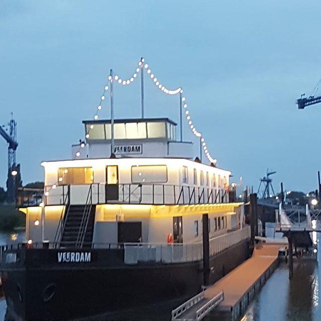 B&B op een schip met een prachtige ligging